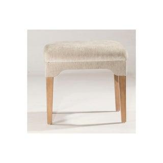 Hillsdale Furniture Cady Grey Vanity Stool