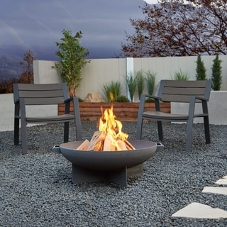 Real Flame Anson 3 Piece Outdoor Set