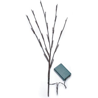 """Battery Operated LED Lighted Branch 27"""""""