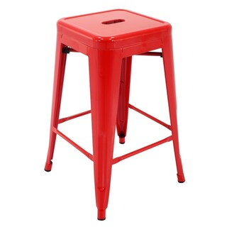 Porthos Home Indoor & Outdoor Metal Patio Counter Stool(Set of 4) (More options available)
