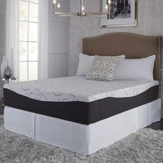 Northern Lights Choose Your Comfort 14-inch Gel Memory Foam Mattress