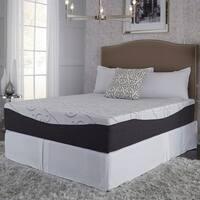 Northern Lights Choose Your Comfort 12-inch Full-size Gel Memory Foam Mattress