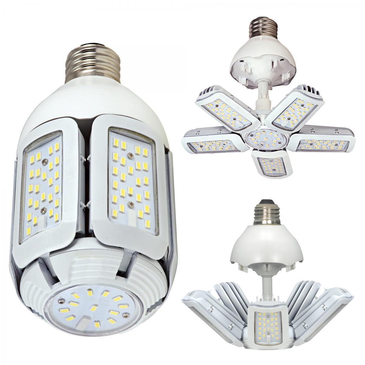 SATCO 40W - LED HID Replacement - 2700K - Mogul Base - Ad...
