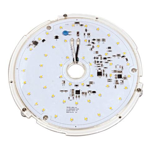 Satco 20W Circular LED Light Engine - 1600 LM - 2700K - 30000 Hours - 120/277V