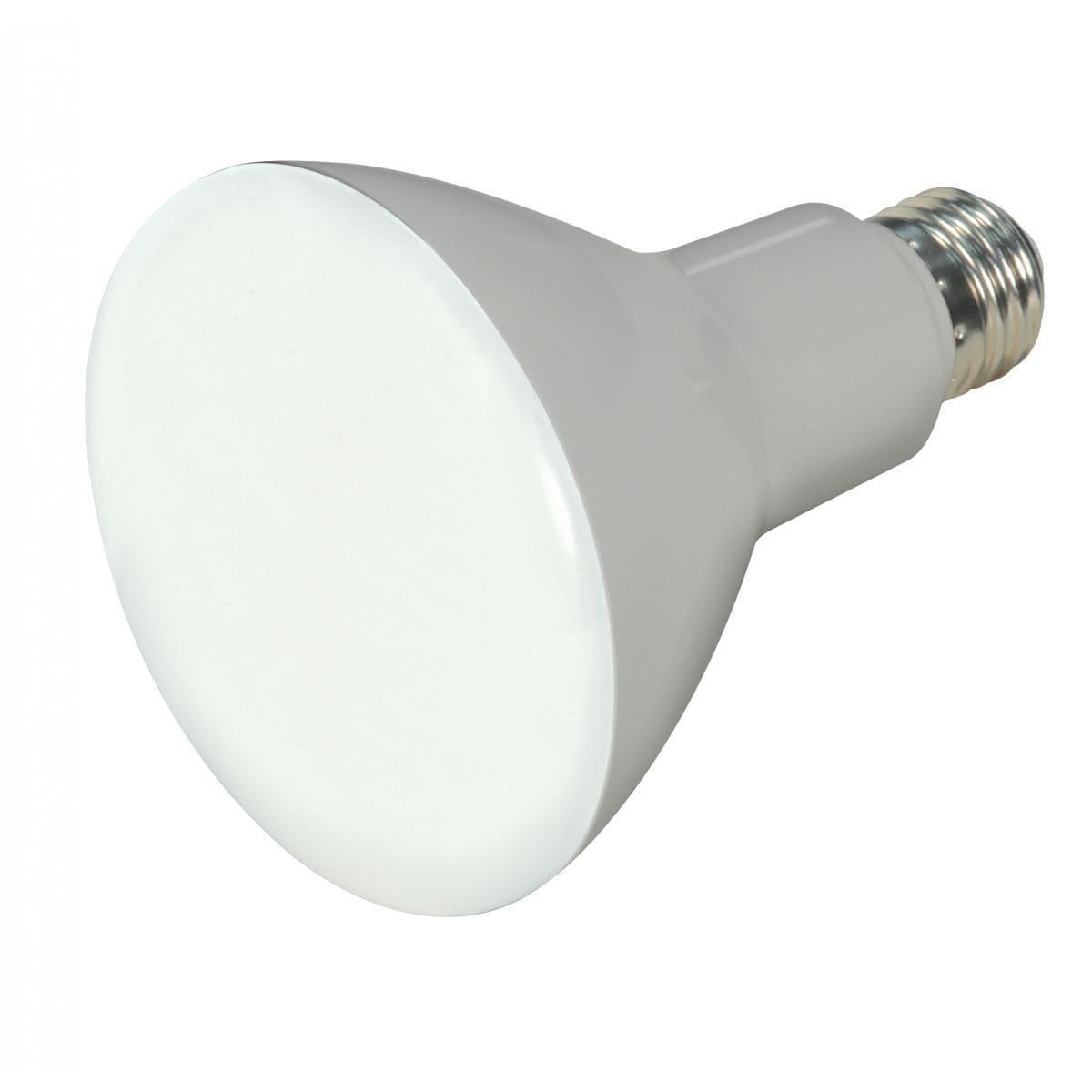 SATCO 9.5W LED BR30 Reflector - 105' Beam Spread - Medium...