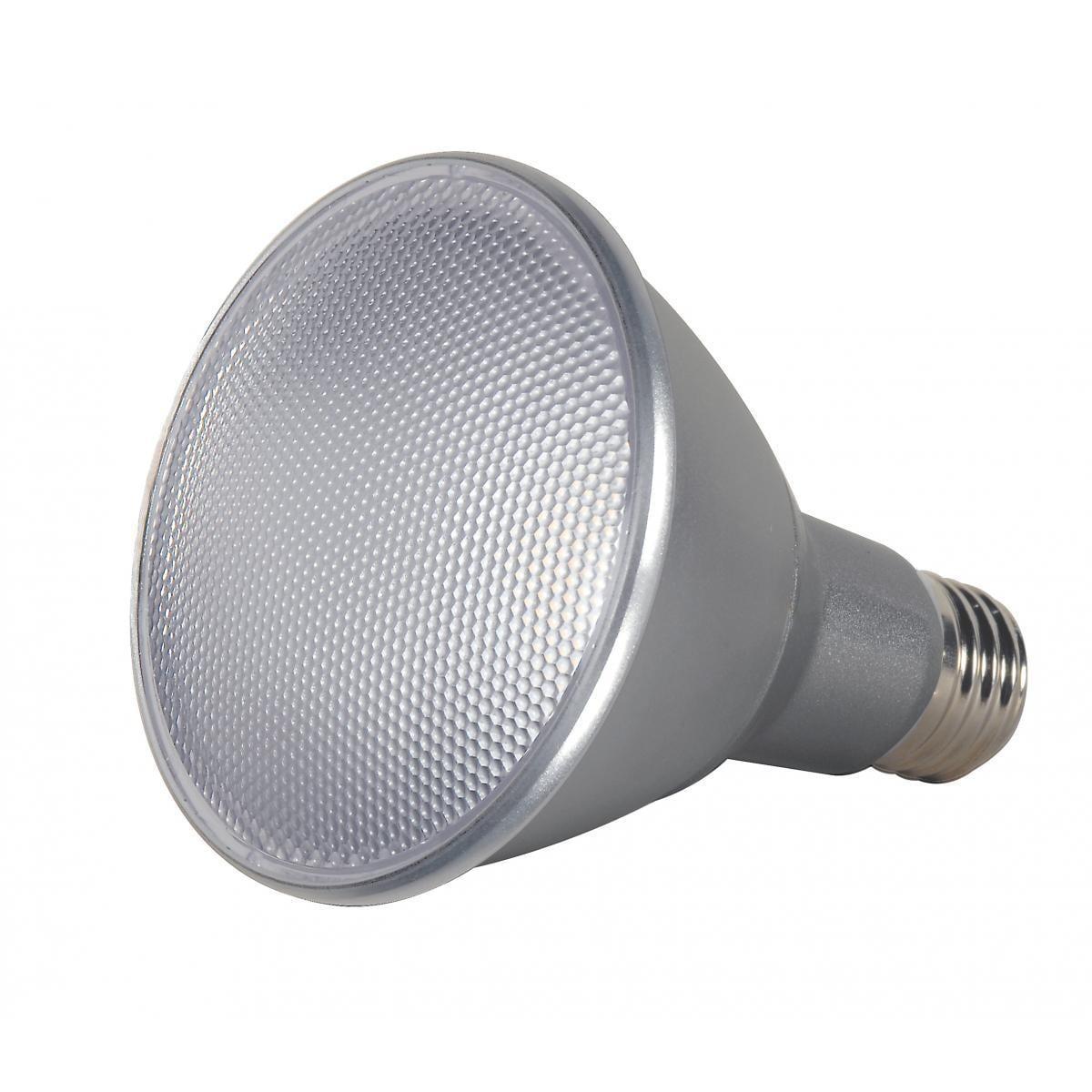 SATCO 13W PAR30 Long Neck LED - 40' Beam Spread - Medium ...