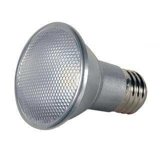 Satco 7W PAR20 LED - 25' Beam Spread - Medium Base - 5000K - 120V - Dimmable - IP65