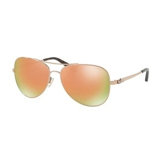 a50426850 Shop Coach Women's HC7074 9309R5 59 Rose Gold Mirror Metal Aviator  Sunglasses - Free Shipping Today - Overstock - 17850751