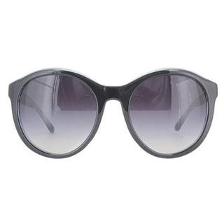 Michael Kors Women's MK2048 325036 54 Grey Rose Gradient Plastic Round Sunglasses