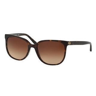 Tory Burch Women's TY7106 137813 57 Brown Gradient Plastic Square Sunglasses