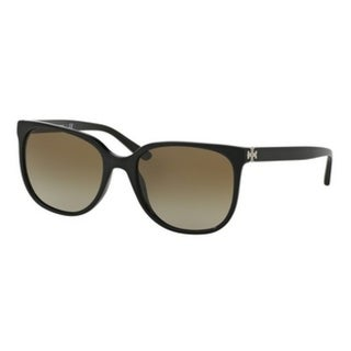 Link to Tory Burch TY7106 Womens Black Frame Brown Lens Square Sunglasses Similar Items in Women's Sunglasses
