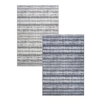 Couristan Marina Shibori Ikat Transitional Area Rug (3'11 x 5'6)