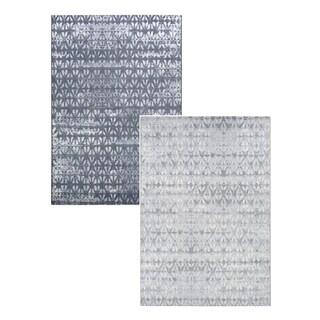 Couristan Marina Grisaille Area Rug (3'11 x 5'6)