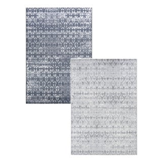 Couristan Marina Grisaille Runner Rug (2'2 x 7'10)