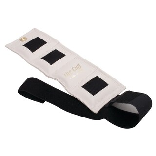 The Cuff® Original Ankle and Wrist Weight - 2 lb - White