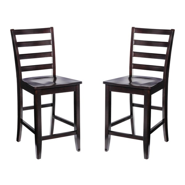 Shop Solid Wood Counter Height Sturdy Dining Chair
