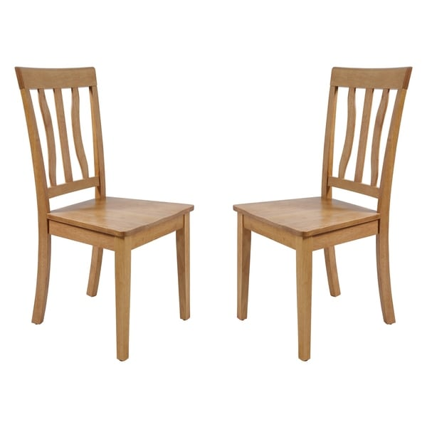 Kitchen Dining Chairs Solid Wood 8: Shop Solid Wood Sturdy Dining Chair / Modern Kitchen Chair