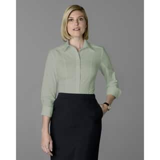 Twin Hill Womens Shirt Celery Cotton Stretch Double Button (Option: 14) https://ak1.ostkcdn.com/images/products/17853863/P24041889.jpg?impolicy=medium