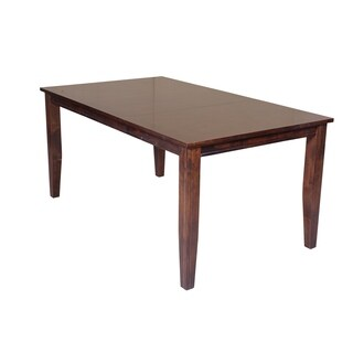 Aden Dining Table In Espresso
