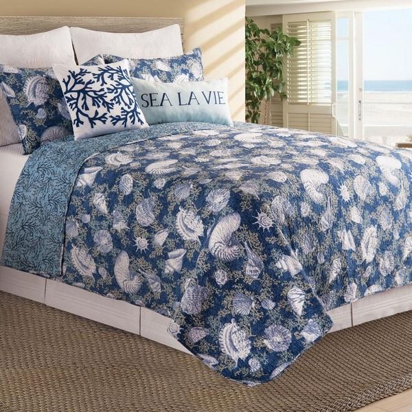 Cape Coral Quilt Set