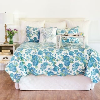 Laurel Cotton Quilt Set
