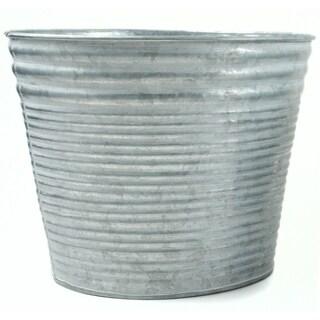 Galvanized Tin Container