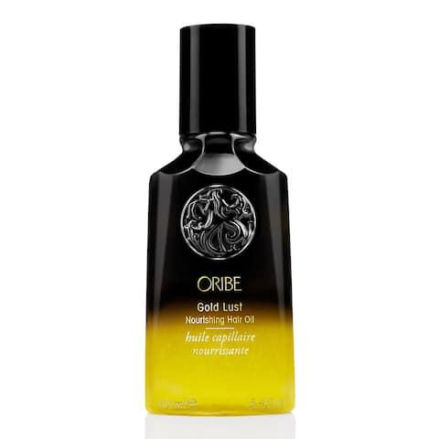 Oribe 3.4-ounce Gold Lust Hair Oil (Unboxed)
