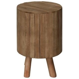 UTC37080 Wood Table Natural Wood Finish Brown