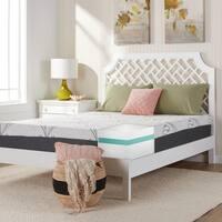 Comfort Dreams Luxury 12-inch Queen-size Memory Foam Mattress