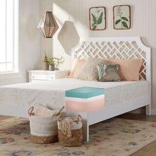 Comfort Dreams Luxury 12-inch King-size Eco Memory Foam Mattress