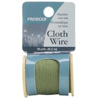 Cloth Covered Spool Wire 32 Gauge 30'