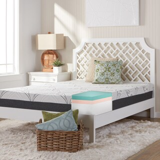 Comfort Dreams Luxury 11-inch Gel Memory Foam Mattress
