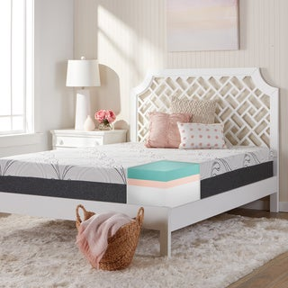 Comfort Dreams Luxury 12-inch King-size Gel Memory Foam Mattress