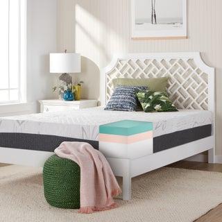 Comfort Dreams Luxury 13-inch King-size Gel Memory Foam Mattress