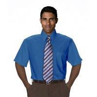 Twin Hill Mens Shirt Cobalt Cotton/Poly