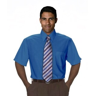 Twin Hill Mens Shirt Cobalt Cotton/Poly (More options available)