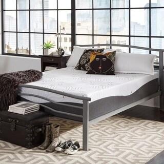 Comforpedic Loft Choose Your Comfort 12-inch NRGel Memory Foam Mattress