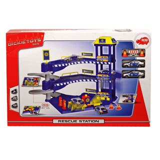Dickie Toys Police Station Playset|https://ak1.ostkcdn.com/images/products/17869410/P24055579.jpg?impolicy=medium