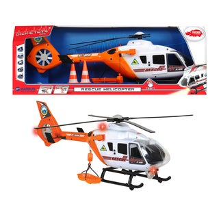 25 Inch Light and Sound SOS Rescue Helicopter