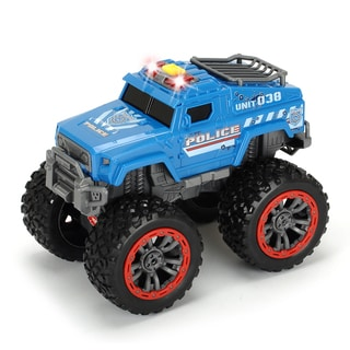 Dickie Toys Light and Sound Action Police Car