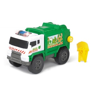 Light and Sound Motorized Garbage Truck Vehicle