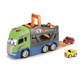 Happy Scania Car Transporter Pre-School Vehicle
