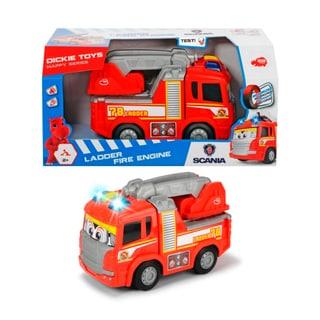 Happy Scania Fire Truck Pre-School Vehicle