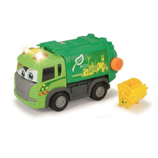 Happy Scania Garbage Truck Pre-school Vehicle