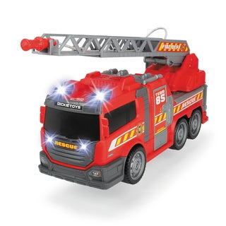 Dickie Toys Large Action Fire Fighter Vehicle