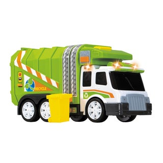 Dickie Toys Large Action Garbage Truck Vehicle