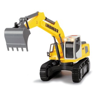 Dickie Toys Liebherr Roader Loader Vehicle
