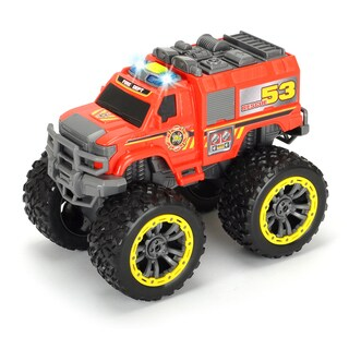 Dickie Toys Light and Sound Action Fire Truck