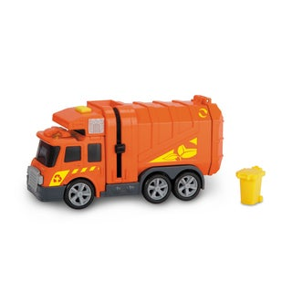 Dickie Toys Mini Action City Cleaner Vehicle