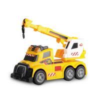 Dickie Toys Mini Action Mobile Crane Vehicle
